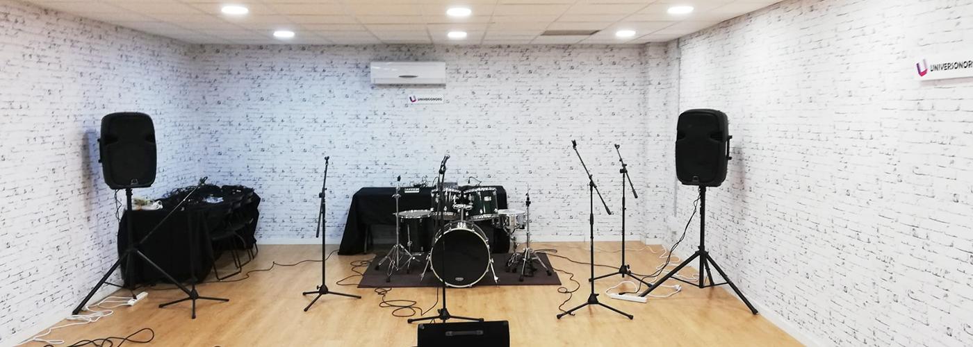 Sala instrumentos